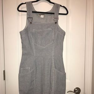 Vintage Limited Overall Denim Dress